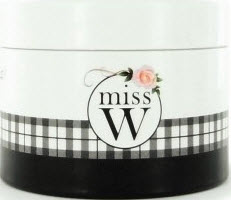 miss w silk powder