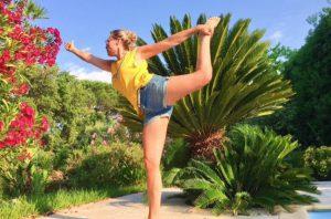 yoga tegen rimpels