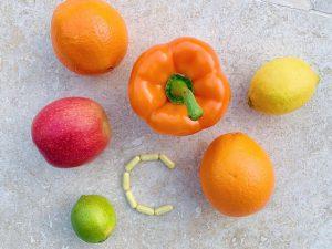 vitamine c rimpels
