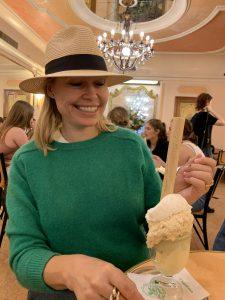 Bij Giolitti eet je misschien wel het beste ijs ter wereld!